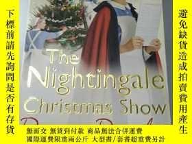 二手書博民逛書店The罕見nightingale christmas showY