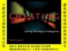 二手書博民逛書店罕見CheatingY256260 Mia Consalvo The Mit Press 出版2009