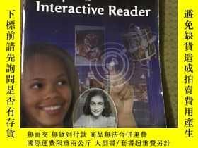 二手書博民逛書店Adapted罕見Interactive Reader 8Y30