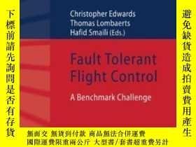 二手書博民逛書店Fault罕見Tolerant Flight ControlY2