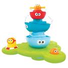 以色列 Yookidoo 戲水玩具-海洋公園疊疊樂噴泉/洗澡玩具/麗兒采家