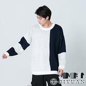 MIT高質感 針織杉【OBIYUAN】雙層厚織 毛衣台灣製 寬鬆 衣服 共3色【X815】