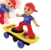 六一兒童節熱門玩具兒童萬向特技滑板車男孩女孩生日禮物 智聯igo