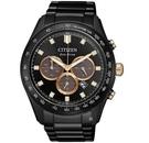 CITIZEN 星辰 光動能 限量 三眼計時腕錶 CA4458-88E _43mm