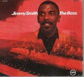 【正版全新CD清倉 4.5折】The Boss 吉米·史密斯