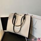 熱賣側背包 女士包包女大容量包新款時尚潮2021流行側背包托特包手提大包包 coco
