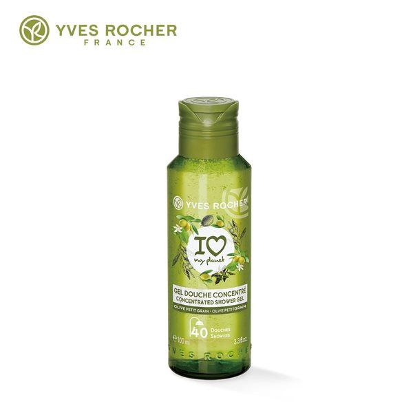 Yves Rocher 只需一滴橄欖環保沐浴露100ml