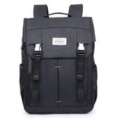 後背包PICANO WB1213BK 韓版後開式電腦背包15.6吋(附USB外置充電接口) 桔子小妹