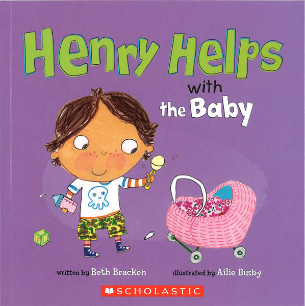 【品格教育】HENRY HELPS WITH THE BABY