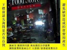 二手書博民逛書店Specialty罕見Food Store Design 特色食