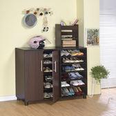 ONE HOUSE-DIY家具-二代艾森豪男鞋愛用款/大容量鞋櫃/鞋架/收納架/拖鞋架