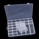 【DG426】塑膠分格盒36格 透明塑膠收納盒 分類盒 整理盒 可拆透明分格盒 零件盒 EZGO商城