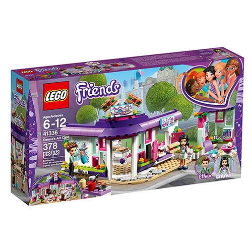 樂高積木 LEGO《 LT41336 》Friends 姊妹淘系列 - 艾瑪的藝術咖啡廳 ╭★ JOYBUS玩具百貨