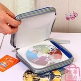 CD包光盤包大容量CD盒DVD收納包碟片包52片【匯美優品】