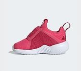 Adidas FORTARUN X SHOES 童鞋粉色休閒運動鞋-NO.G27193