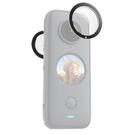 *3C LiFe* Insta360 One X2 黏貼式鏡頭保護鏡 (公司貨)