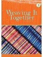 二手書博民逛書店《Weaving It Together: Book 3 (Co