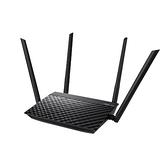 ASUS華碩 RT-AC52 AC750 四天線雙頻無線WIFI路由器