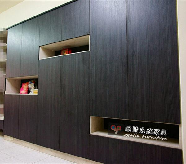【歐雅 系統家具 】造型儲物櫃