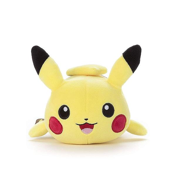 T-ARTS 麻吉好朋友 細緻絨毛 Pokemon 寶可夢 趴趴皮卡丘(S)