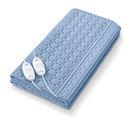 贈洗衣袋+暖包10入 Beurer德國博依床墊型電毯雙人雙控型TP88XXL ◆醫妝世家◆ 保固三年