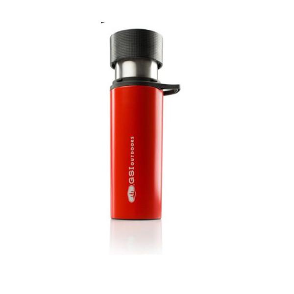 [GSI]Glacier Stainless 不銹鋼壓濾式咖啡杯紅色(67321)