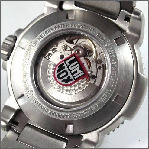 【萬年鐘錶】LUMINOX 雷明時 自動機械系列 LM-A6502