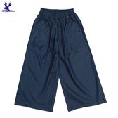 【三折特賣】American Bluedeer - 休閒牛仔寬褲 秋冬新款