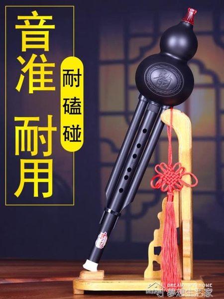 玄鶴葫蘆絲 樂器 初學 成人/兒童/學生 葫蘆絲 初學者c調 降bYYJ  夢想生活家