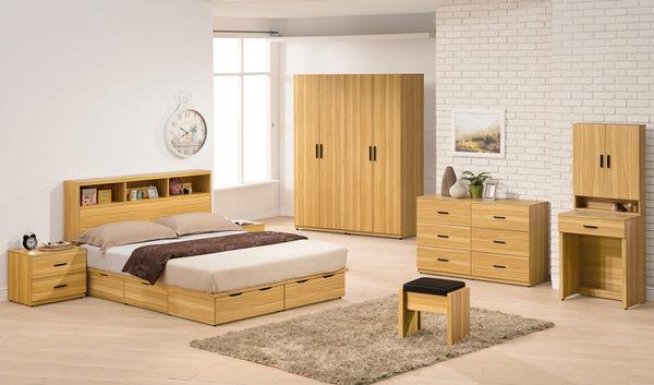 【森可家居】狄倫橄欖木床頭櫃(單) 7ZX183-2 木紋質感 原木色 日系無印風