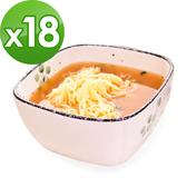 樂活e棧 低卡蒟蒻麵 燕麥涼麵+濃湯(共18份)