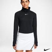 Nike AeroReact 女運動長袖高領上衣 黑 869462-010