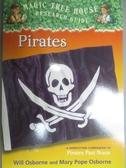 【書寶二手書T7/兒童文學_LCR】Pirates_Mary Pope Osborne