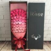 母親節禮品玫瑰花香皂花束禮盒送女友閨蜜情侶創意生日禮物   良品鋪子