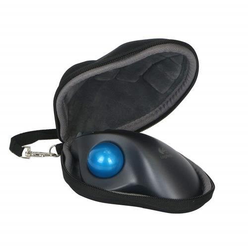【美國代購】羅技M570無線軌跡球電腦無線鼠標的硬保護殼由co2CREA