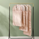 衣服防塵罩 韓版立體加長款掛飾 大衣西服防塵袋 無異味