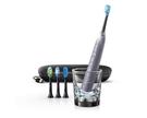 Philips【美國代購】飛利浦 電動牙刷 超音波鑽石靚白9500系列 智慧型HX9924/41 - 灰色