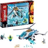 LEGO 樂高 幻影忍者 森之冰戰 70673 積木玩具 男孩