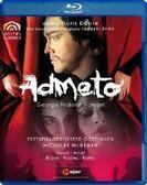 【正版全新DVD清倉 4.5折】韓德爾:歌劇「阿德梅托」BD Handel: Admeto