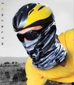 冰絲防曬夏季騎行面罩