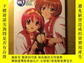 二手書博民逛書店日文原版罕見tv animation to heart vol.1Y421408 kss