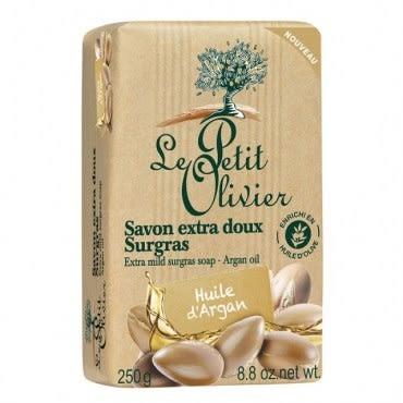 小橄欖樹草本極致保濕超柔香皂摩洛哥堅果油