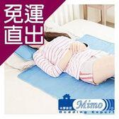 米夢家居 嚴選長效型降6度冰砂冰涼墊30*40(小)-枕頭專用1入【免運直出】