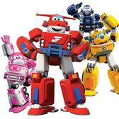 奧迪雙鑽新超級飛俠玩具機器人套裝全套樂迪小愛多多變形合體載具