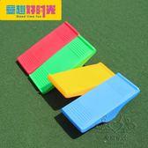 (中秋大放價)兒童玩具感統訓練器材加寬加厚型平衡板健身玩具平衡台木搖滾蹺蹺板xw