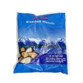 凍煮半殼貽貝 淡菜 670g/包