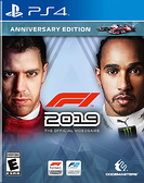 PS4 一級方程式賽車 2019(美版代購)