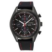【分期0利率】SEIKO 精工錶 三眼計時錶 V176-0BH0C 光動能 41mm 原廠公司貨 SSC777P1