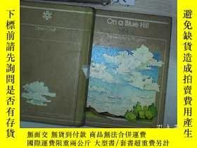 二手書博民逛書店ON罕見A BLUE HILLY203004