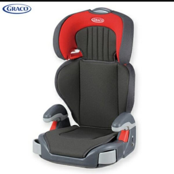 Graco Junior Maxi 幼兒成長型輔助汽車安全座椅/汽座 -淘氣紅 2736元